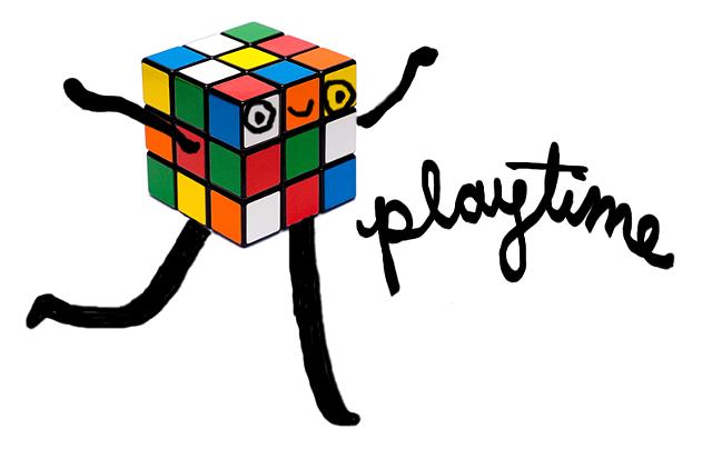 Nick Zammuto has a fascination with Rubik's Cubes. - AMELIA DEVOID
