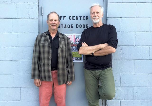 David Schein and Paul Schnabel - SADIE WILLIAMS