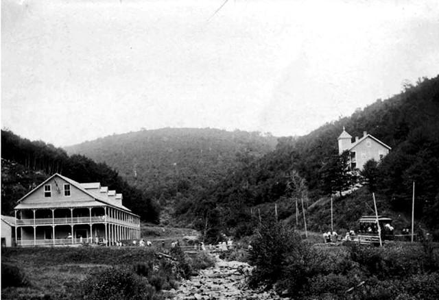 South Glastenbury, circa 1898