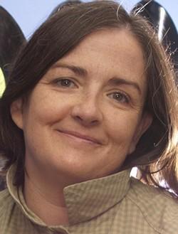 Kathleen Kanz - COURTESY OF KATHLEEN KANZ