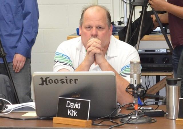 School board member David Kirk - FILE: ALICIA FREESE