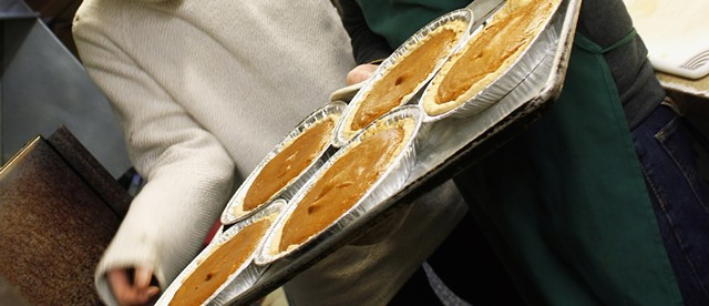 Pies for People - BEANA BERN FOR STERLING COLLEGE