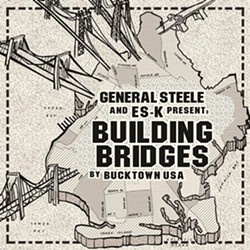 General Steele & Es-K, Building Bridges
