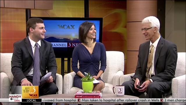 Gina Bullard, center, with Tyler Dumont and Gary Sadowsky - COURTESY PHOTO