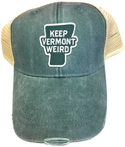 Keep Vermont Weird cap