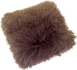 Mongolian Sheepskin Pillow