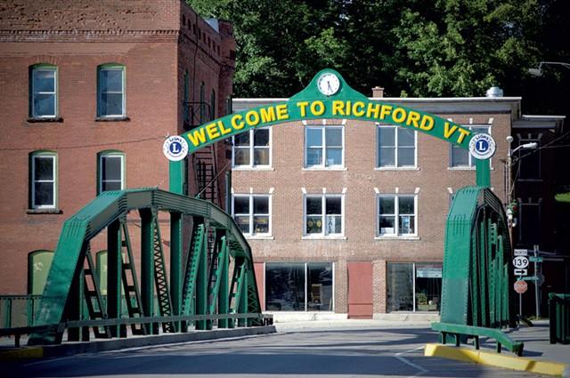Richford, Vt. - COURTESY OF CHAD ABRAMOVICH