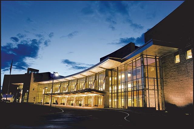 University of Vermont Medical Center,