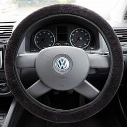 Fleece Steering-Wheel Cover