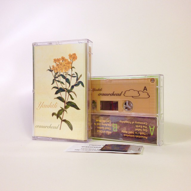 'Yauhtl' by Erasurehead, complete with lucida seeds. - PLUME RECORDS