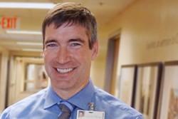 Stephen Leffler - COURTESY UVM MEDICAL CENTER