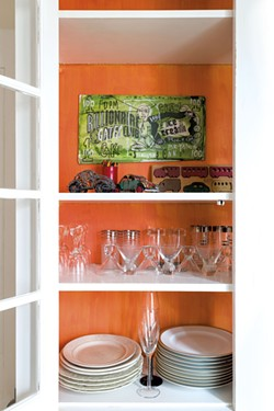 Janie Cohen's Burlington home - OLIVER PARINI
