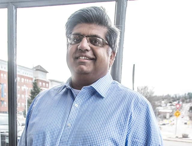 Faisal Gill - ROBIN KATRICK