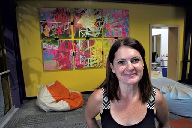 Jill Badolato of Dealer.com - MATTHEW THORSEN