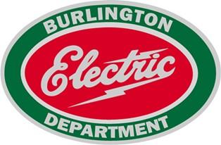 BED logo - COURTESY: BURLINGTON ELECTRIC DEPARTMENT