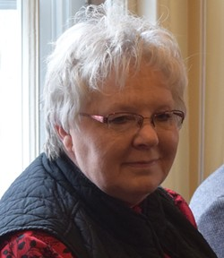 Susan Hatch Davis - TERRI HALLENBECK