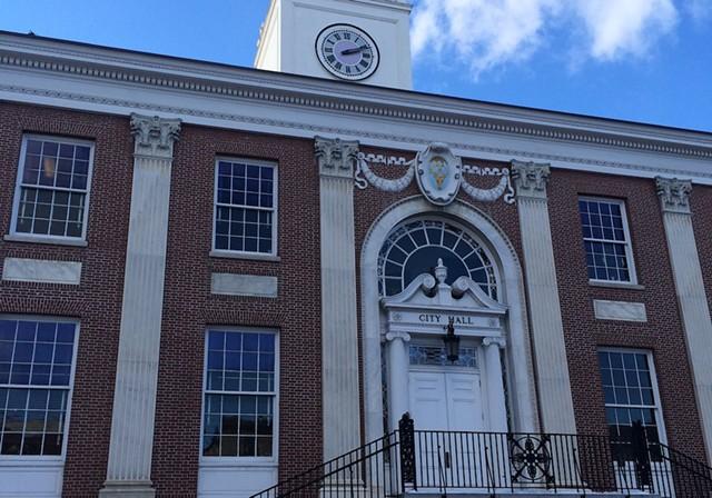 Burlington City Hall