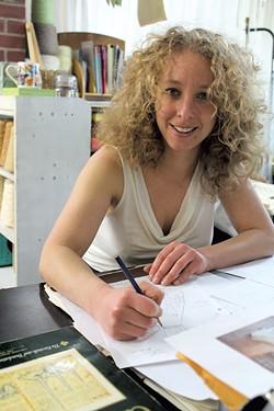 Tara Lynn Scheidet - JULIA SHIPLEY