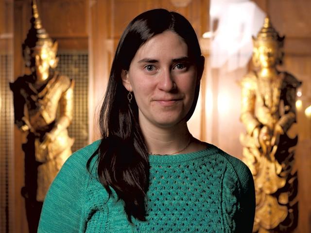 Andrea Rosen - MATTHEW THORSEN