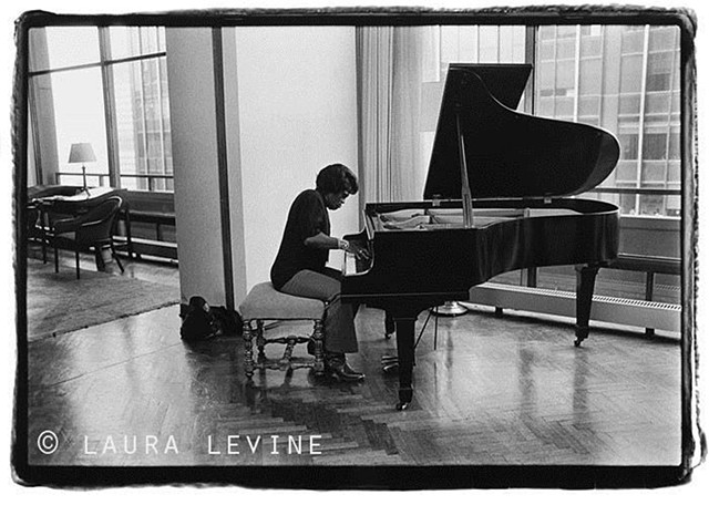 James Brown,1984 - PHOTO BYLAURA LEVINE