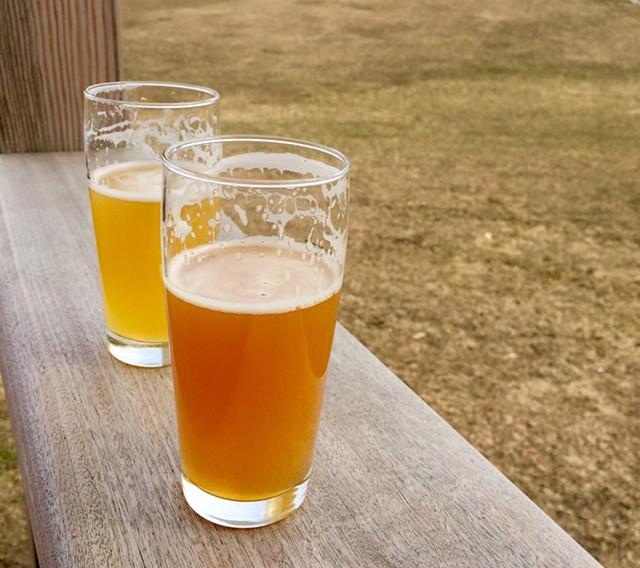 Beer! - FILE: JULIA CLANCY