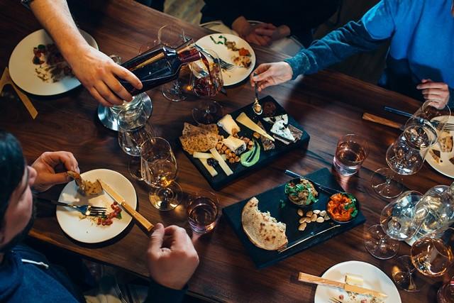 A tasting feast at Dedalus Wine - DEDALUS / JESSICA SIPE