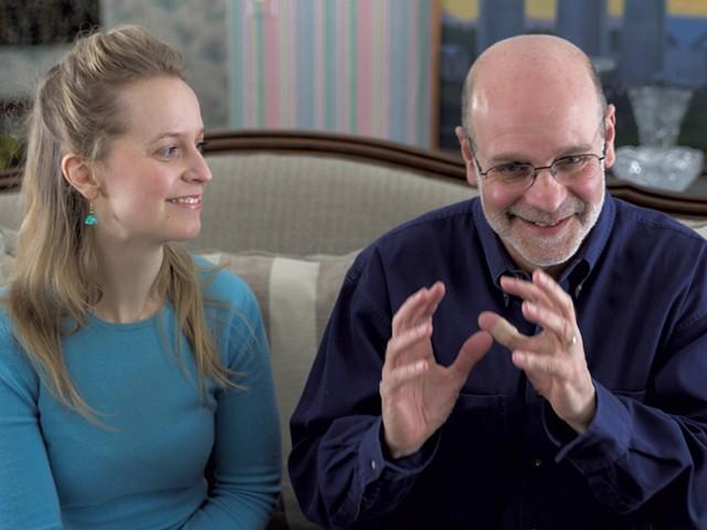 Mary Bonhag and Paul Orgel - COURTESY OF ZACH ZORN
