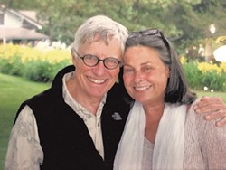 Sparky and Peggy Potter - COURTESY OF SPARKY POTTER
