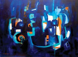 "Mareva Millarc, ""Forms From Memory"""