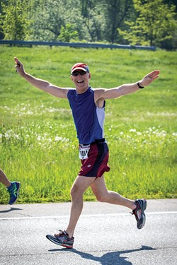 COURTESY OF VERMONT CITY MARATHON