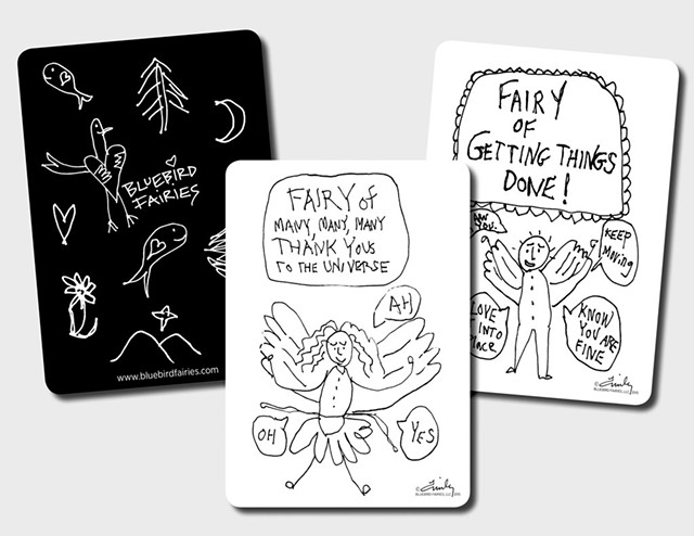 Fairy and Demon Workshop graphic - COURTESY OF EMILY ANDERSON
