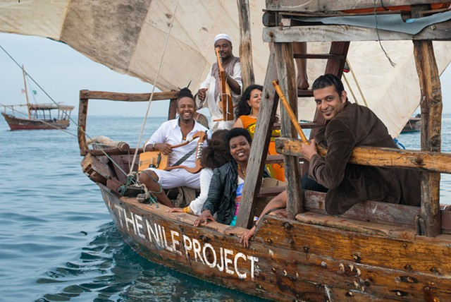 The Nile Project - COURTESY OF THE NILE PROJECT