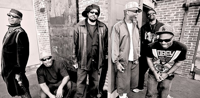 Fishbone - COURTESY OF NEW FRONTIER TOURING