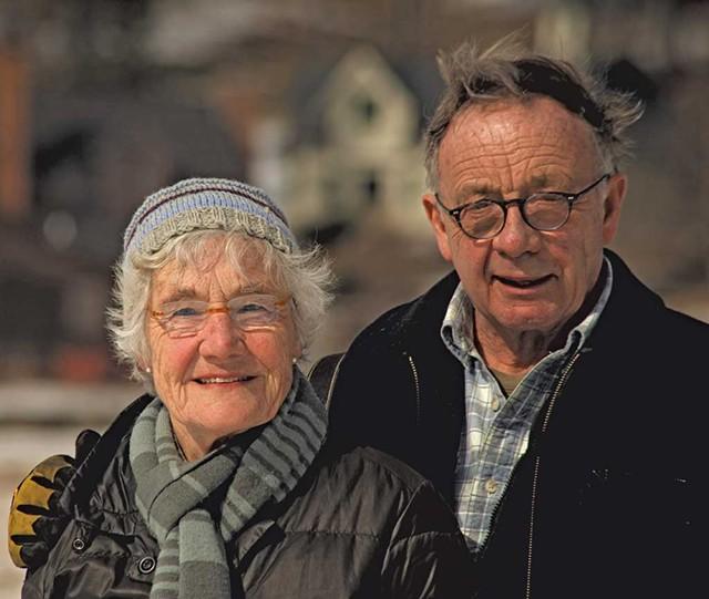 Marijke and Mark Smith - MATTHEW THORSEN