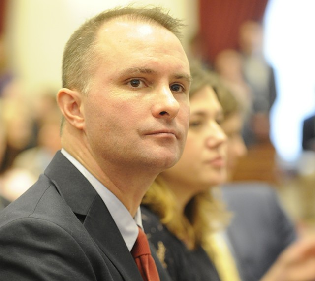 Vermont Attorney General T.J. Donovan - FILE