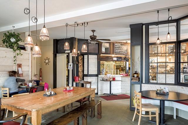 One Radish Eatery - OLIVER PARINI