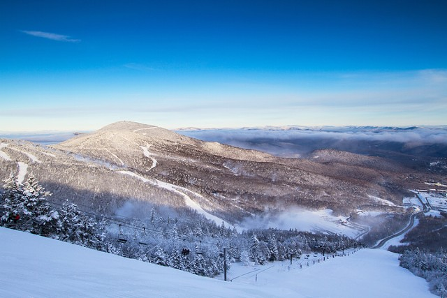 Killington - COURTESY OF KILLINGTON RESORT
