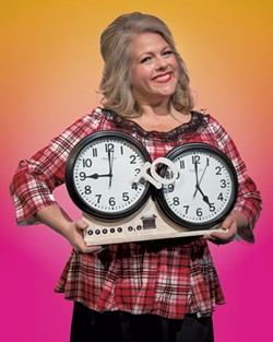 9 to 5 cast member - COURTESY OF TIM BARDEN PHOTO