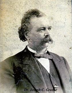 Joseph C. Greene - PHOTOS COURTESY OF BRISTOL HISTORICAL SOCIETY