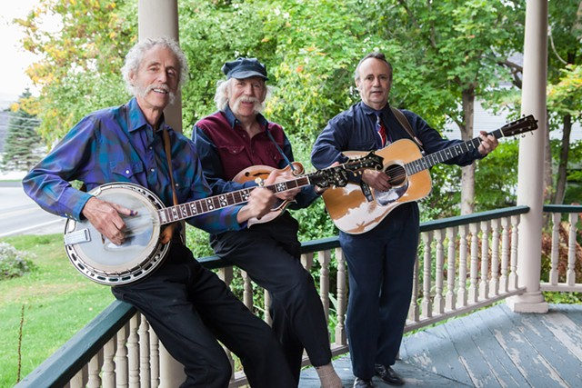 VT Bluegrass Pioneers - COURTESY OF MITCHMORASKI