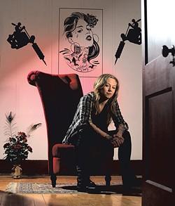 Katlin Parenteau - MATTHEW THORSEN