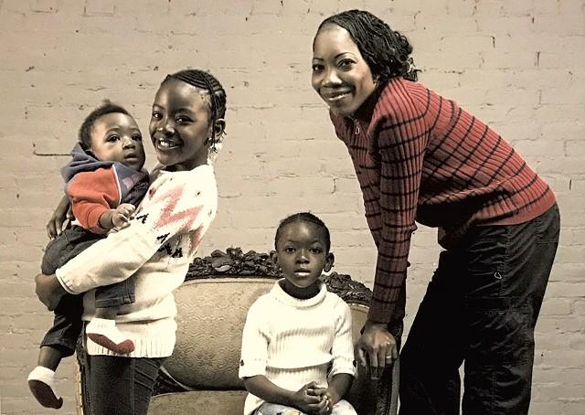 The Maludi family