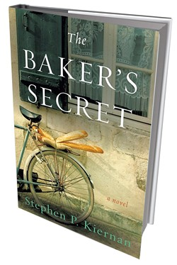 The Baker's Secret by Stephen P. Kiernan, HarperCollins, 320 pages. $26.99.