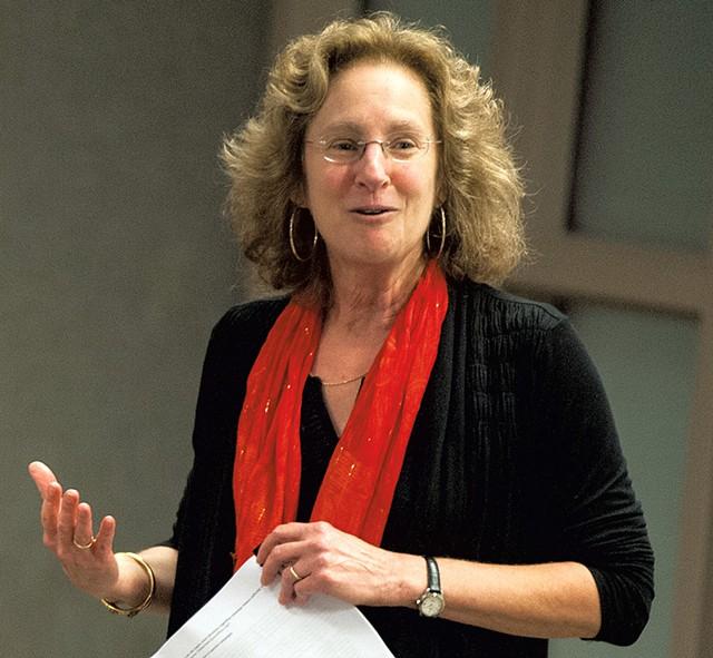 Eileen Burgin - COURTESY OF SALLY MCCAY