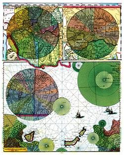 """Globalization the Prequel"" - COURTESY OF W. DAVID POWELL"