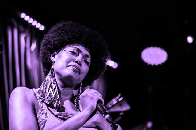 "Mavis ""Swan"" Poole of Soul Understated - COURTESY PHOTO"