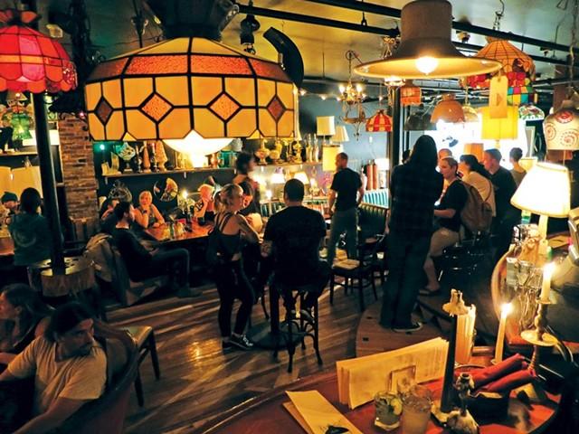 Light Club Lamp Shop - PHOTOS: MATTHEW THORSEN