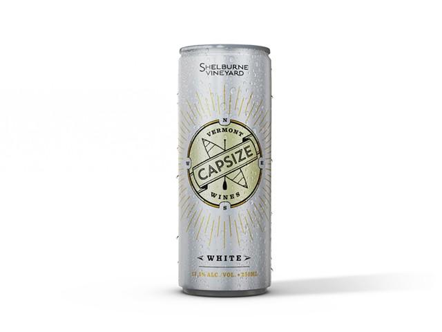 Capsize canned wine - COURTESY OF SHELBURNEVINEYARD.COM