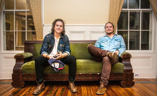 The DuPont Brothers - COURTESY PHOTO