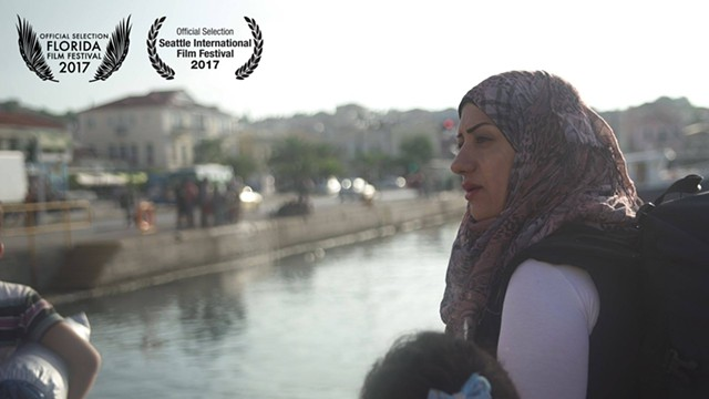 A still from '8 Borders, 8 Days' - COURTESY OF '8 BORDERS, 8 DAYS'